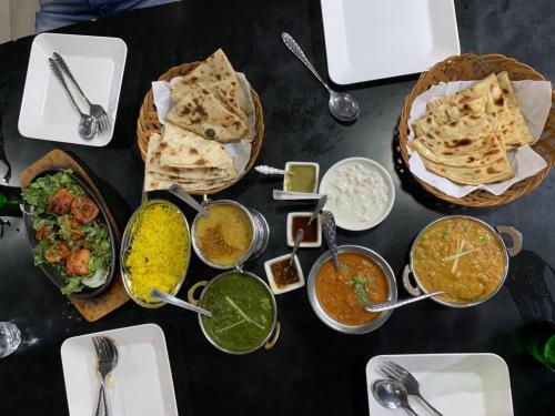 Bangkok street food obed